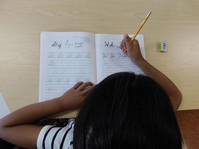 New Jersey schools requiring script writing in schools