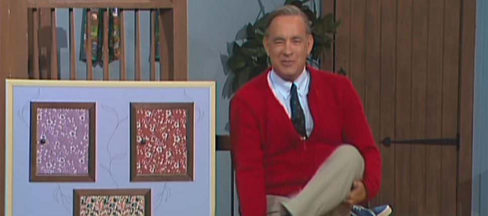 tom hanks mister rogers a beautiful day in the neighborhood