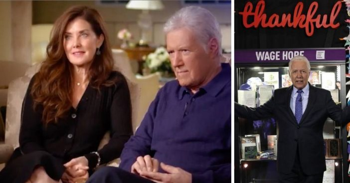 Alex and Jean Trebek open up in a new ABC special about Jeopardy