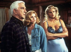 Anna Nicole Smith eventually branched out from magazines to movies