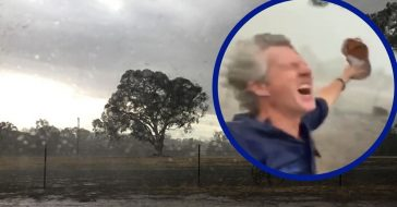 At last, rain is helping to combat the fires in Australia
