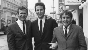 Bob Shane, John Stewart and Nick Reynolds became fast friends and, compelled by their love for music, began performing together