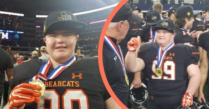 Born with Down syndrome, Blaze Mayes didn't let anything stop him from achieving his dream