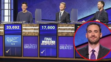 Brad Rutter Opens Up About Losing 'Jeopardy! Greatest Of All Time' Tournament