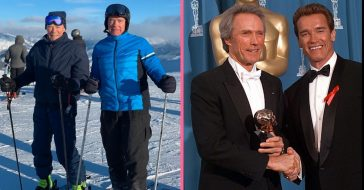 Clint Eastwood and Arnold Schwarzenegger made an iconic duo this week