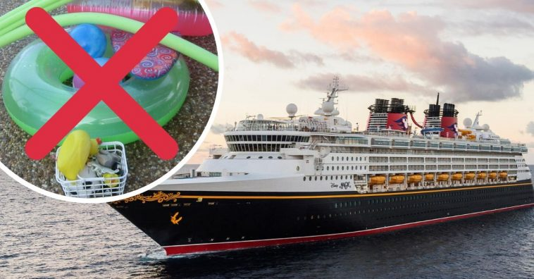 Crazy rules you have to follow on a Disney cruise