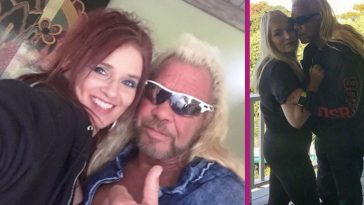 Dog The Bounty Hunter Appears To Propose To Moon Angell 7 Months After Beth Chapman's Death