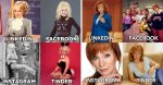 Dolly Parton starts viral trend and Reba McEntire joins in