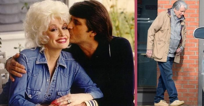 Dolly Parton's Husband Of Five Decades, Carl Dean, Seen In Public For The First Time In 40 Years