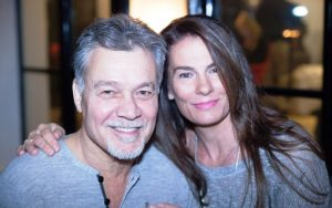 Eddie Van Halen and Janie Liszewski make for a talented couple with a strong fanbase