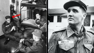 Eight Rare Photos Of Elvis Presley When He Was Serving In The Army