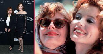 Geena Davis And Susan Sarandon Together Again For 'Thelma & Louise' Reunion
