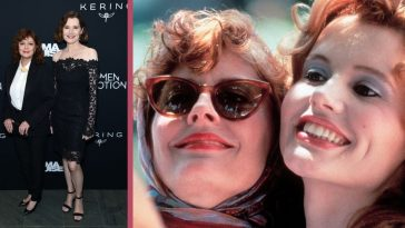 Geena Davis And Susan Sarandon Together Again For 'Thelma & Louise' Reunion