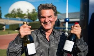 GoGi has expanded its reach after Kurt Russell secured a deal with another drinks giant for his wine brand