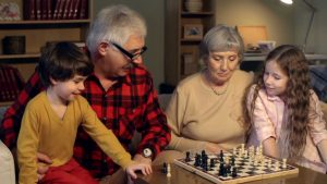 Grandparents offer wisdom from their many years of life