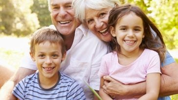 Grandparents provide unconditional love, support, wisdom, and fun where parents sometimes can't