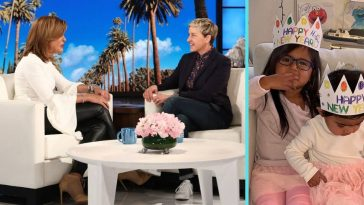 Hoda Kotb reveals she may want more kids on The Ellen DeGeneres Show