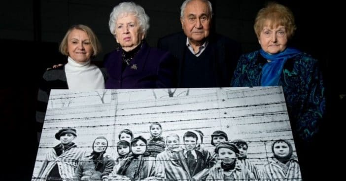Hundreds Of Auschwitz Survivors Return To Commemorate The 75th Anniversary Of Its Liberation