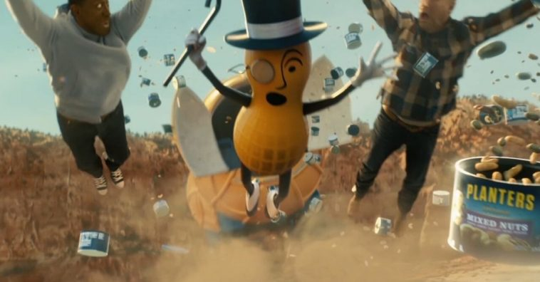 Iconic Planters Mascot, Mr. Peanut, Dies At 104 In New Pre-Super Bowl Commercial
