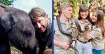 Irwin Family Opens Elephant Sanctuary, One Of Steve Irwin's Life-Long Dreams