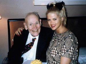 J. Howard Marshall and Anna Nicole Smith