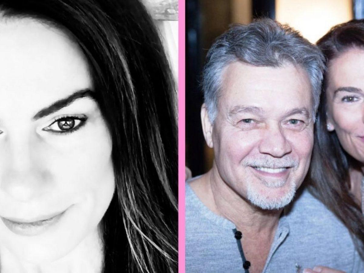 Janie Liszewski Wife Of Eddie Van Halen Stuns Fans With New Photo