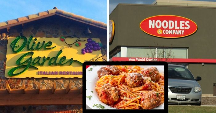 January 4th Is National Spaghetti Day! Here Are The Best Restaurant Deals