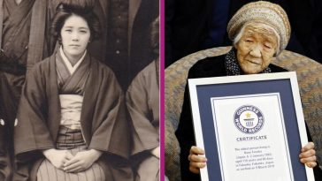 Japanese Woman Turns 117 Years Old And Extends Record For World's Oldest Living Person