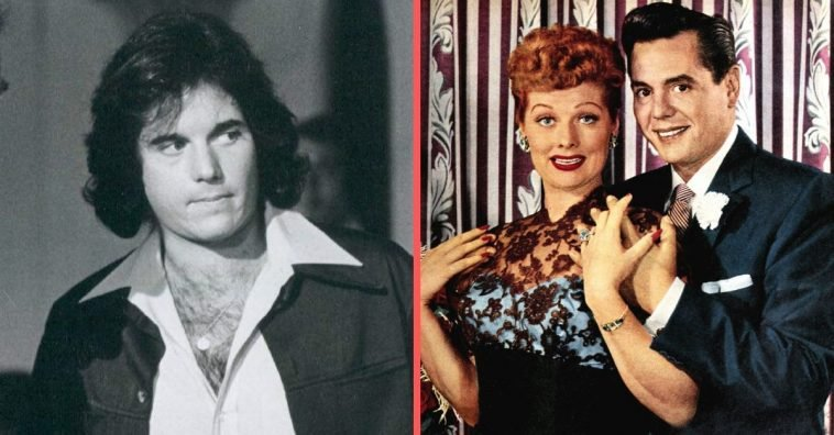Learn more about Desi Arnaz Jr