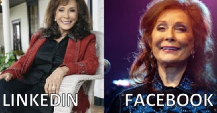 Loretta Lynn joins in on Dolly Parton viral challenge