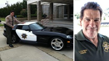 Lou Ferrigno becomes a sheriffs deputy in New Mexico