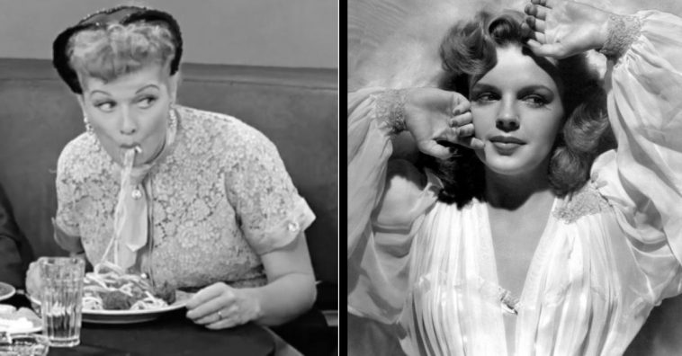 Lucille Ball Dishes On Judy Garland's Incredible Comedic Abilities
