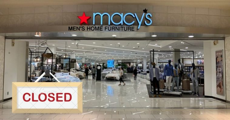 Macys is closing another round of stores in the United States