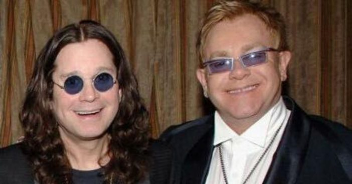 Ozzy Osbourne and Elton John are collaborating on new song