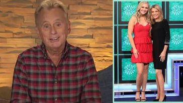 Pat Sajak's Daughter, Maggie, Takes Over As Letter Toucher In Her Father's Absence From 'Wheel Of Fortune'