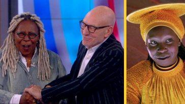 Patrick Stewart Asks Whoopi Goldberg To Return For 'Star Trek_ Picard' Season Two