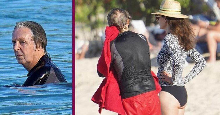Paul McCartney Joins Wife Nancy Shevell In St. Barts For A Day In The Sun (1)