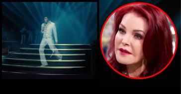 Priscilla Presley Discusses The Possibility Of An Elvis Hologram Tour