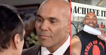 Real Andrews returns to General Hospital after 17 years