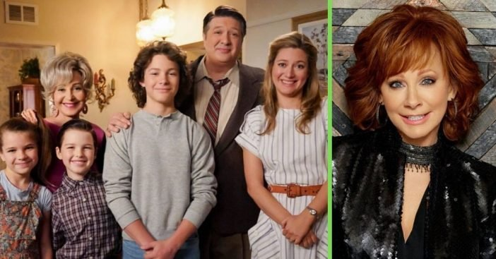 Reba McEntire will join an episode of the show Young Sheldon