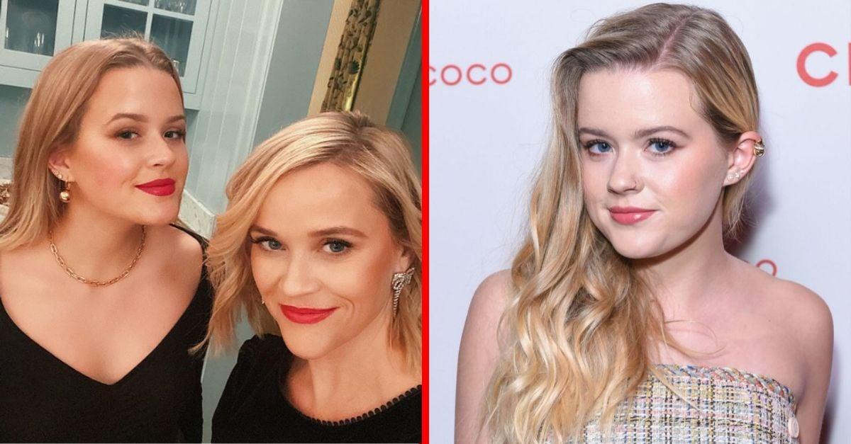Seeing Double! Reese Witherspoon Brings Look-Alike