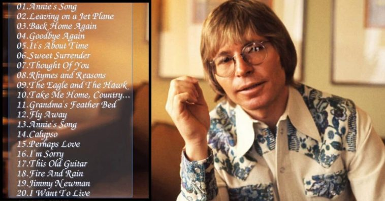 Relive Some Of John Denver's Greatest Hits, From _Country Roads_ To _Fly Away_
