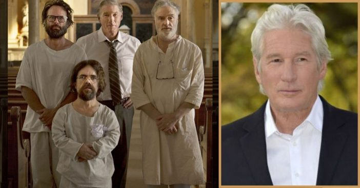 Richard Gere Talks About His New Movie 'Three Christs' And Its Focus On Mental Health