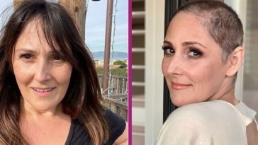 Ricki Lake Shaves Her Head After _Suffering In Silence_ For 30 Years From Hair Loss