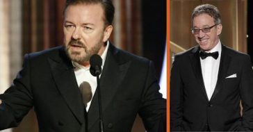 Ricky Gervais Only Regrets One Of His Most Brutal Jokes About Tim Allen