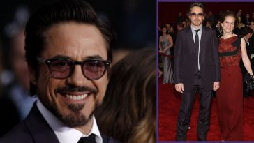 Robert Downey Jr. Reveals Secret Behind 16-Year Marriage To Wife Susan