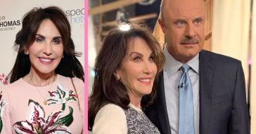 Robin McGraw responds to rumors about her getting plastic surgery