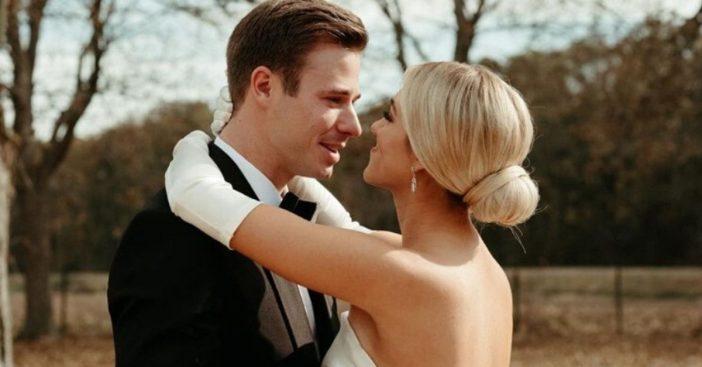Sadie Robertson from Duck Dynasty shares sneak peek of wedding video