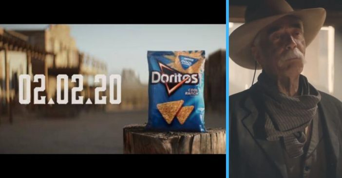 Sam Elliott recites the lyrics to Old Town Road in a new Super Bowl ad