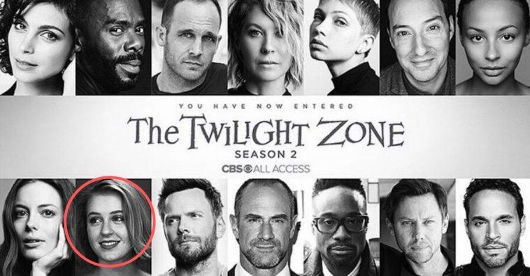 Sophia Macy cast in the new season of Twilight Zone